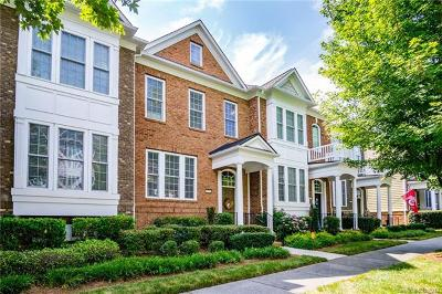 Fort Mill Condo/Townhouse For Sale: 920 Lyndley Lane
