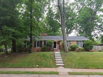 Charlotte Single Family Home For Sale: 5316 Glenham Drive