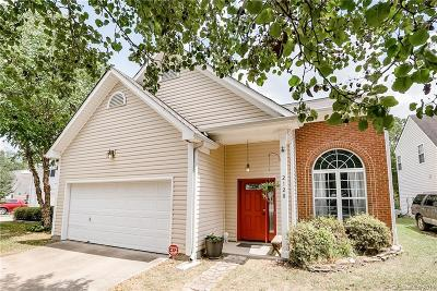 Charlotte Single Family Home For Sale: 2120 Highland Park Drive #232