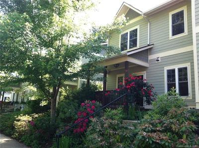 Asheville Condo/Townhouse For Sale: 76 Owens Bell Lane