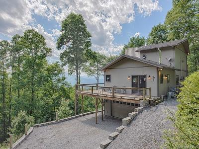 Waynesville Single Family Home Under Contract-Show: 61 Windaleir Lane