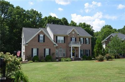 Waxhaw Single Family Home For Sale: 6104 Lost Gate Lane