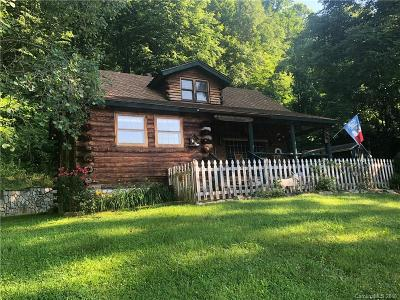 Waynesville Single Family Home For Sale: 120 Last Stop Lane