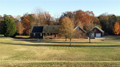 Stanly County Single Family Home Under Contract-Show: 18670 Dusty Road