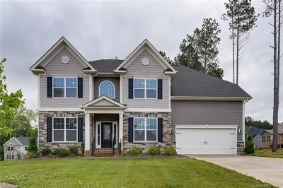 Mooresville Single Family Home For Sale: 152 Butler Drive #20