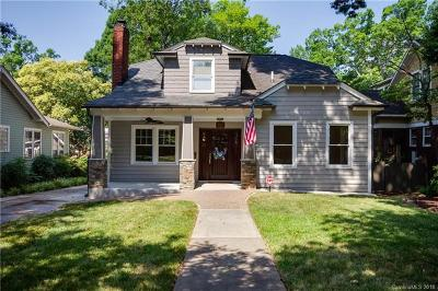 Single Family Home For Sale: 2132 Park Road