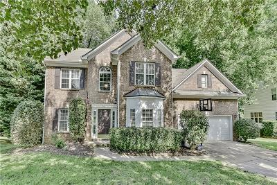 Huntersville Single Family Home Under Contract-Show: 10212 Willingham Road