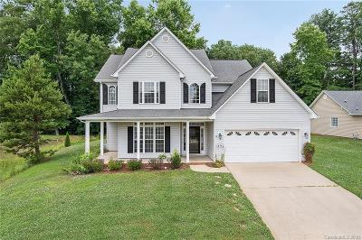 Gastonia Single Family Home Under Contract-Show: 4154 Timberwood Drive