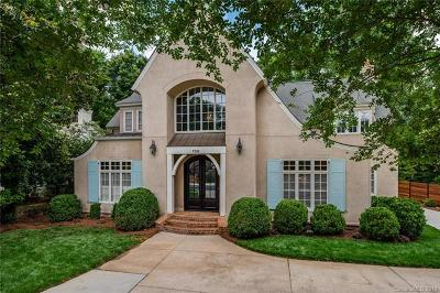 Charlotte Single Family Home For Sale: 728 Cherokee Road