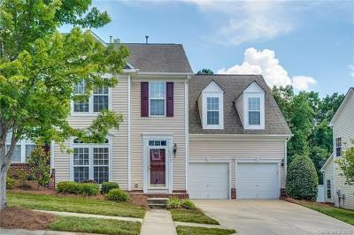 Huntersville Single Family Home For Sale: 9710 Sunset Grove Drive