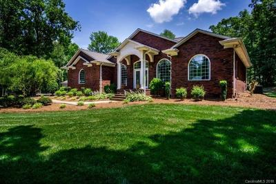 Stanly County Single Family Home For Sale: 36202 Davis Drive #6