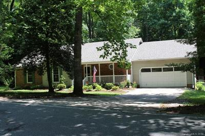 Tryon Single Family Home For Sale: 511 E Braewick Road E