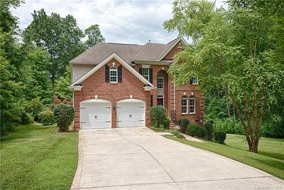 Mooresville Single Family Home For Sale: 114 High Hills Drive