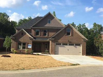 Indian Trail Single Family Home For Sale: 113 Avaclaire Way