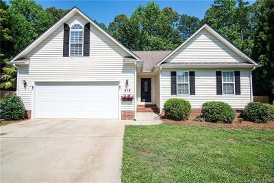 Rock Hill Single Family Home Under Contract-Show: 519 Tea Olive Court