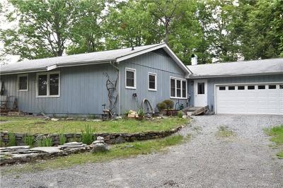 Brevard Single Family Home For Sale: 319/350 Brundy Avenue