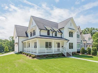 Charlotte Single Family Home For Sale: 6163 Sharon Acres Road
