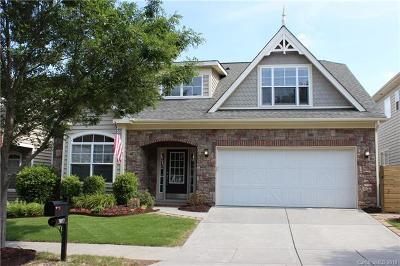 Waxhaw Single Family Home For Sale: 3037 Scottcrest Way
