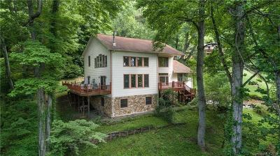 Waynesville Single Family Home For Sale: 94 Smoky Lane