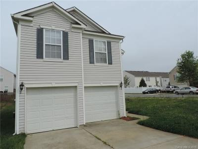 Concord NC Single Family Home For Sale: $182,900