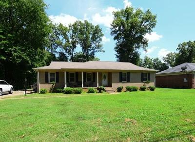 Rock Hill Single Family Home For Sale: 1357 Ogden Road