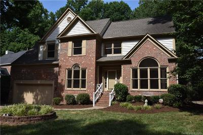 Huntersville Single Family Home For Sale: 13000 Angel Oak Drive