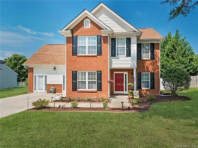 Charlotte NC Single Family Home For Sale: $225,000