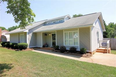 Monroe Single Family Home Under Contract-Show: 613 Winding Way Drive