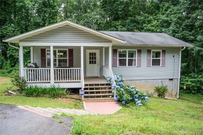 Asheville NC Single Family Home For Sale: $240,000
