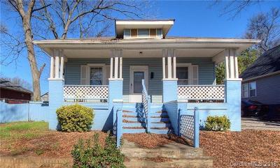 Charlotte NC Single Family Home For Sale: $230,000