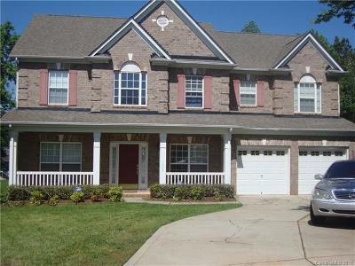 Charlotte Single Family Home For Sale: 1208 Dunblane Court