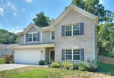 Huntersville Single Family Home Under Contract-Show: 6112 Pamela Street