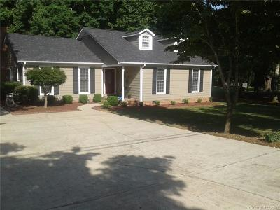 Charlotte NC Single Family Home For Sale: $244,900