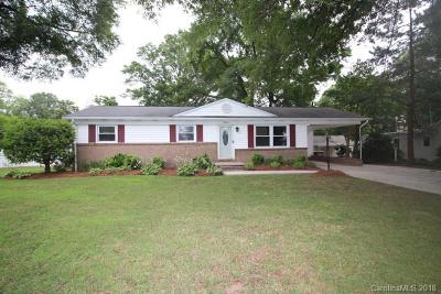Kannapolis Single Family Home For Sale: 2207 Pennsylvania Avenue