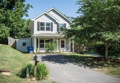 Asheville Single Family Home For Sale: 1 Dogwood Lane