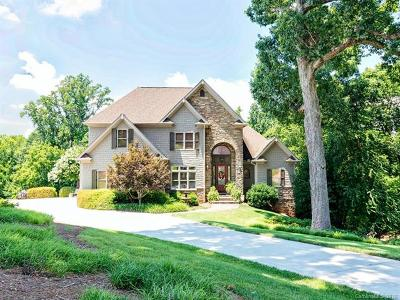 Statesville Single Family Home For Sale: 121 Creek Cove Lane