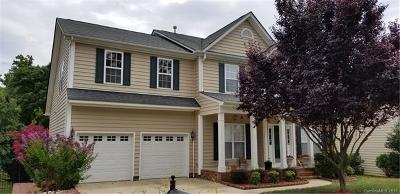 Charlotte NC Single Family Home For Sale: $315,900