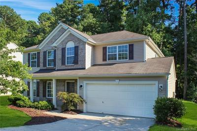 Kannapolis Single Family Home For Sale: 1730 Summit Ridge Lane