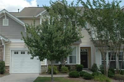 Tega Cay Condo/Townhouse For Sale: 534 Pine Links Drive