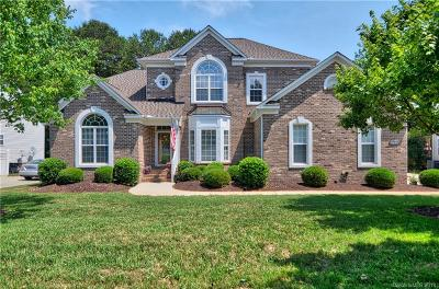 Huntersville Single Family Home For Sale: 6634 April Mist Trail