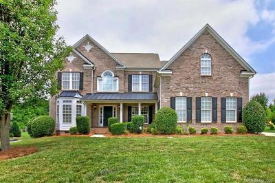 Mooresville Single Family Home For Sale: 285 Corona Circle