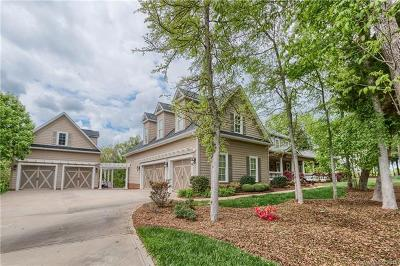 Lake Wylie Single Family Home For Sale: 749 Cooks Cove Ridge