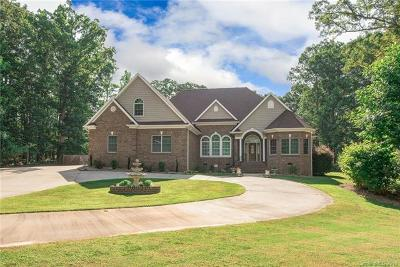 Weddington Single Family Home For Sale: 153 Cari Lane