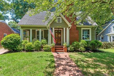 Charlotte Single Family Home For Sale: 2336 Bay Street