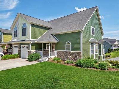 Weaverville Condo/Townhouse For Sale: 3 Gemini Heights