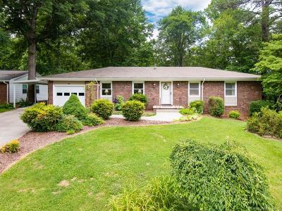 Asheville Single Family Home For Sale: 328 Donnybrook Drive