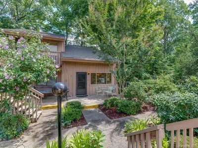 Lake Lure Condo/Townhouse Under Contract-Show: 126 Hillside Court #1104/Con