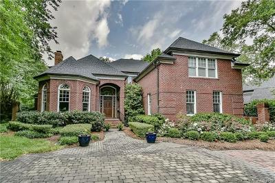 Charlotte Single Family Home For Sale: 4328 Cameron Oaks Drive