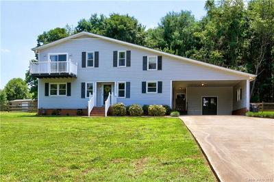 Mooresville Single Family Home For Sale: 245 Ponderosa Road