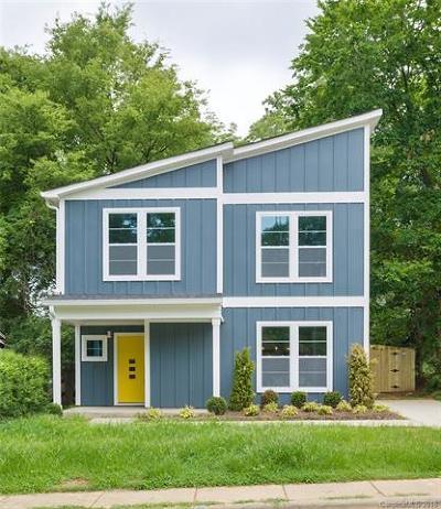 Single Family Home For Sale: 809 E 19th Street